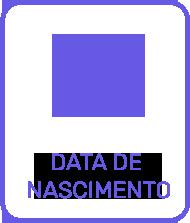Think Data Icone de Data de Nascimento