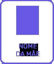 Think Data Icone de Nome da Mãe